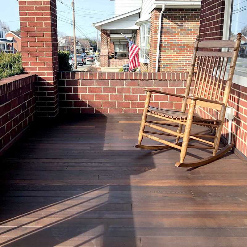 Porch Flooring Thermory Usa